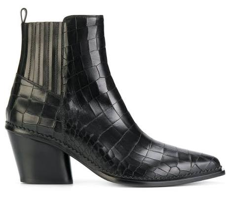 Cowboy boots from farfetch Sator