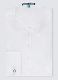 Cotton Shirt by Hawes & Curtis