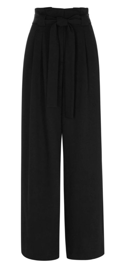 Paperbag Trousers from River Island