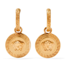 Versace earrings