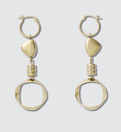 A.P.C earrings