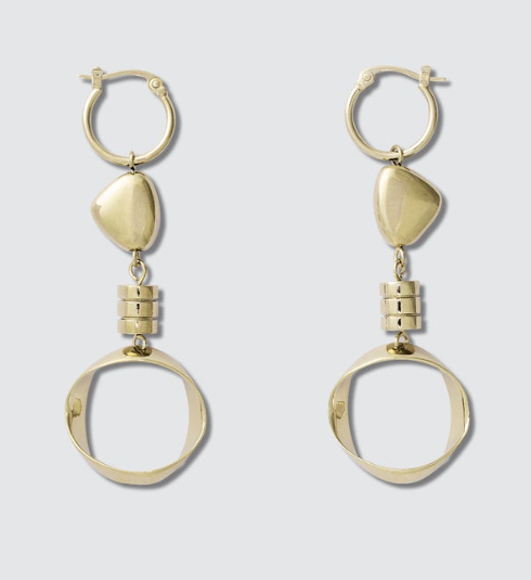 A.P.C earrings