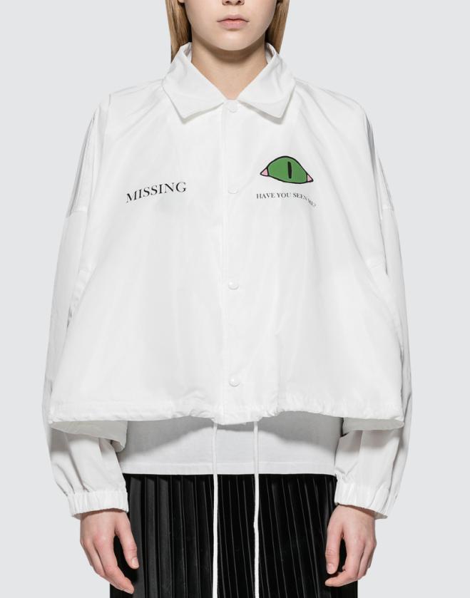 Undercover coach jacket